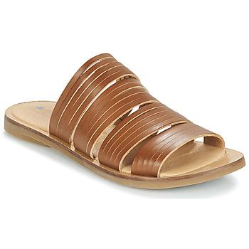 鞋子 女士 休闲凉拖/沙滩鞋 El Naturalista TULIP 棕色