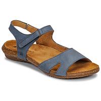 鞋子 女士 凉鞋 El Naturalista WAKATAUA 蓝色