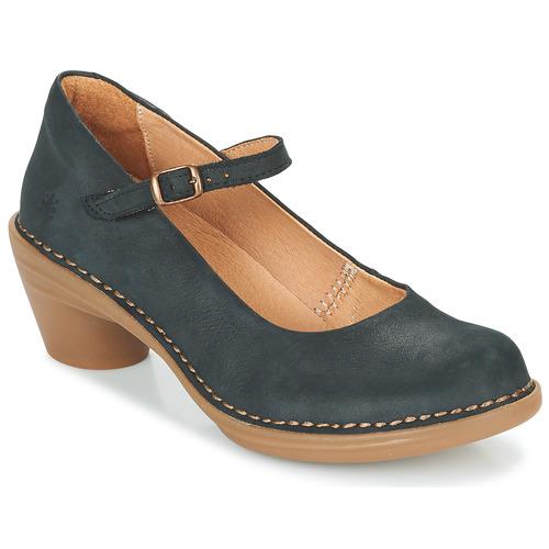 鞋子 女士 高跟鞋 El Naturalista AQUA 黑色