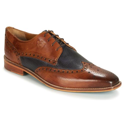 鞋子 男士 德比 Melvin & Hamilton MARTIN 16 棕色 / 蓝色