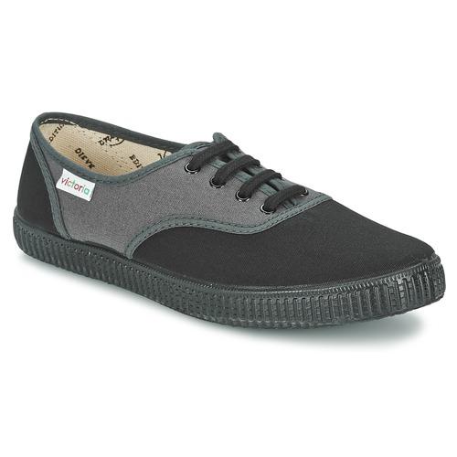 鞋子 球鞋基本款 Victoria 维多利亚 INGLESA BICOLOR -煤灰色