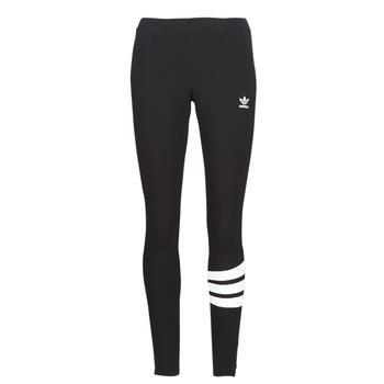 衣服 女士 緊身褲 Adidas Originals 阿迪達斯三葉草 YASSAI 黑色