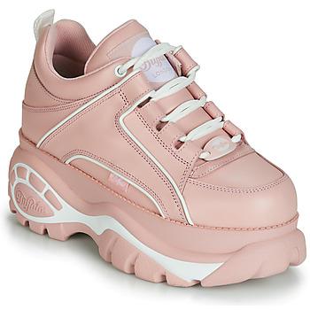 鞋子 女士 球鞋基本款 Buffalo 1533063 玫瑰色