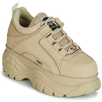 鞋子 女士 球鞋基本款 Buffalo 1533046 米色