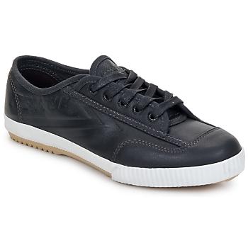 鞋子 球鞋基本款 Feiyue 飞跃 FE LO PLAIN CHOCO 黑色