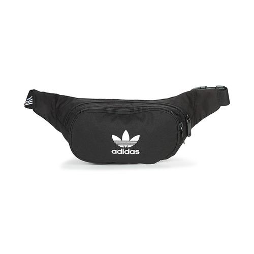 包 腰包 Adidas Originals 阿迪达斯三叶草 ESSENTIAL CBODY 黑色