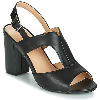 鞋子 女士 凉鞋 Moony Mood JALILIA 黑色