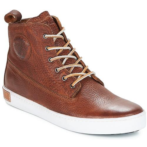 鞋子 男士 高帮鞋 Blackstone INCH WORKER 棕色