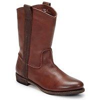 鞋子 男士 短筒靴 Blackstone BOLOGNA HORSES 棕色