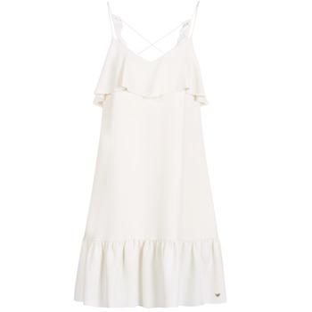 衣服 女士 短裙 LPB Woman AZITARBE 白色