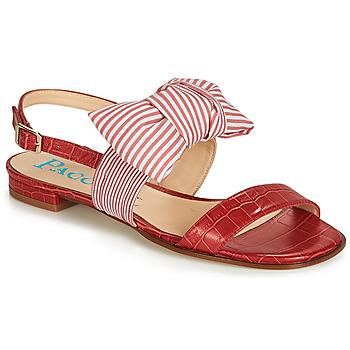 鞋子 女士 凉鞋 Paco Gil BOMBAY 红色