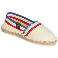 鞋子 帆布便鞋 Art of Soule RAYETTE 米色 / 藍色 / 紅色