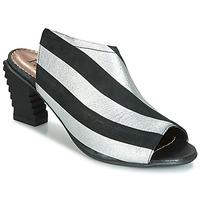 鞋子 女士 凉鞋 Papucei BETINA 黑色 / 白色