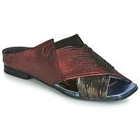 鞋子 女士 休闲凉拖/沙滩鞋 Papucei KEPLER 黑色 / 波尔多红