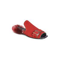 鞋子 女士 休闲凉拖/沙滩鞋 Papucei OBSENTUM 红色