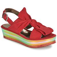 鞋子 女士 凉鞋 Papucei CONDE 红色