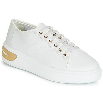 鞋子 女士 球鞋基本款 Geox 健乐士 D OTTAYA 白色