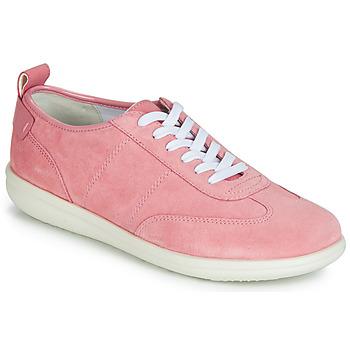 鞋子 女士 球鞋基本款 Geox 健乐士 D JEARL 玫瑰色