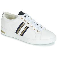 鞋子 女士 球鞋基本款 Geox 健乐士 D JAYSEN 白色