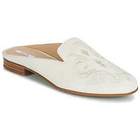 鞋子 女士 休闲凉拖/沙滩鞋 Geox 健乐士 D MARLYNA 白色