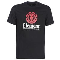 衣服 男士 短袖体恤 Element VERTICAL SS 黑色