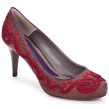 鞋子 女士 高跟鞋 Etro 艾特罗 BRIGITTE B728-600-玫瑰色