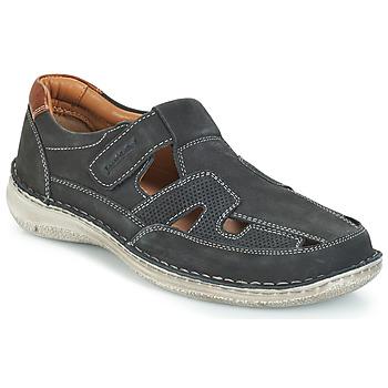 鞋子 男士 涼鞋 Josef Seibel ANVERS 82 藍色