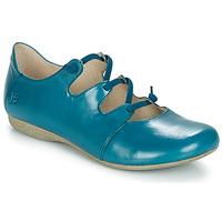 鞋子 女士 平底鞋 Josef Seibel FIONA 04 蓝色
