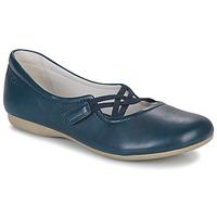 鞋子 女士 平底鞋 Josef Seibel FIONA 39 蓝色