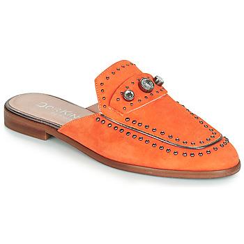 鞋子 女士 休闲凉拖/沙滩鞋 Dorking 7783 橙色