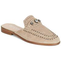 鞋子 女士 休闲凉拖/沙滩鞋 Dorking 7783 灰褐色