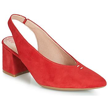 鞋子 女士 高跟鞋 Dorking 7806 红色