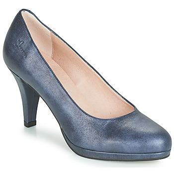 鞋子 女士 高跟鞋 Dorking 7118 海蓝色