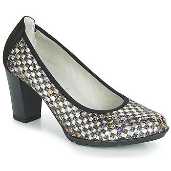 鞋子 女士 高跟鞋 Dorking 7736 灰色 / 黑色