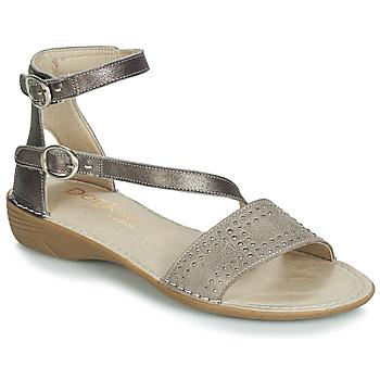 鞋子 女士 凉鞋 Dorking 7863 灰色