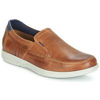 鞋子 男士 平底鞋 Fluchos 富乐驰 SUMATRA 棕色