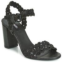 鞋子 女士 凉鞋 MIMMU 567Z14 黑色