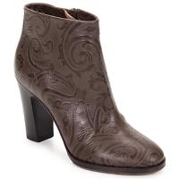 鞋子 女士 短靴 Etro 艾特罗 MARLENE Paisley-棕色