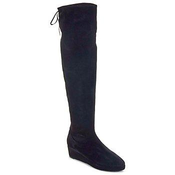 鞋子 女士 绑腿 Etro 艾特罗 NEFER 黑色-芥末黃