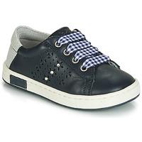 鞋子 女孩 球鞋基本款 Chicco CLARETTA 海蓝色 / 方格