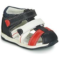 鞋子 男孩 凉鞋 Chicco GABRIEL 蓝色 / 白色 / 红色