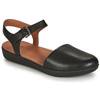 鞋子 女士 涼鞋 FitFlop COVA II 黑色