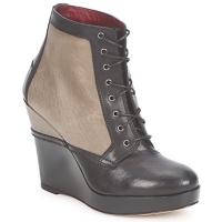 鞋子 女士 短靴 Antonio Marras 安东尼奥·马拉斯 CALIB 灰色 / 黑色