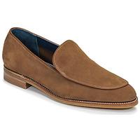 鞋子 男士 皮便鞋 Barker TOLEDO 棕色