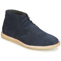 鞋子 男士 短筒靴 Frank Wright BAXTER 蓝色