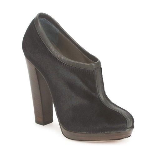 鞋子 女士 短靴 Kallisté BOTTINE 5950 黑色