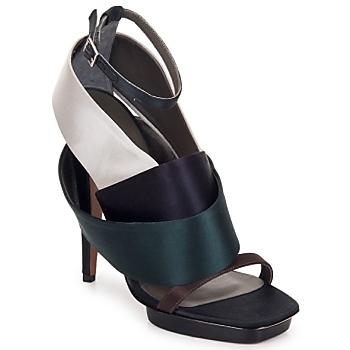鞋子 女士 凉鞋 Kallisté NU-PIED 5801 银色