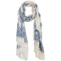 紡織配件 女士 圍巾/披肩 André BISOU 藍色