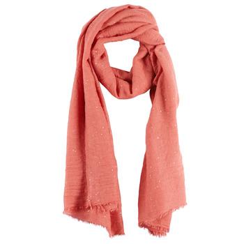 紡織配件 女士 圍巾/披肩 André ZOLIE 珊瑚色