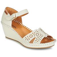 鞋子 女士 凉鞋 Pikolinos 派高雁 MARGARITA 943 白色